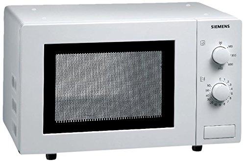 Siemens HF12M240 iQ553 Mikrowelle / 17 L / 800 W / Weiß